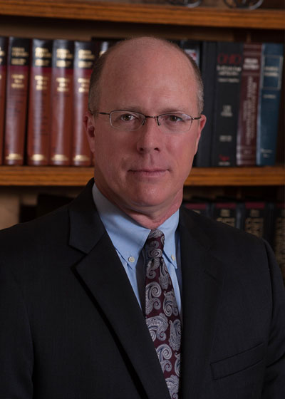 Jauert and Burton Attorneys at Law - Mike Burton